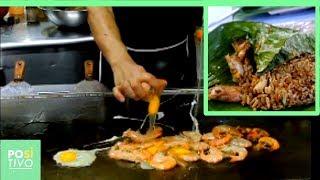 Incríveis comidas pelas ruas da Malásia | Positivo