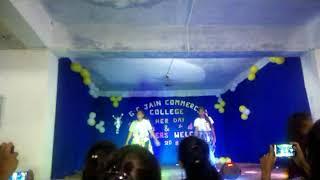 Tera Buzz song dance mix G. C. Jain commerce college chaibasa