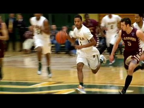 Siena College leaning on Marquis Wright for Friday game