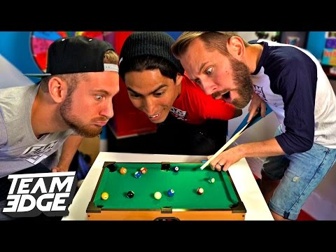 SMALL BILLIARDS CHALLENGE!