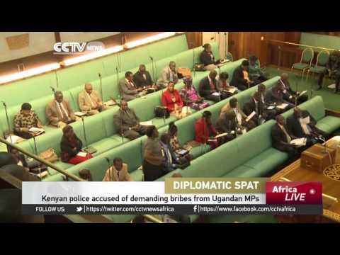 Ugandan MPs Claim Kenyan Policemen Demanded Bribes From Them