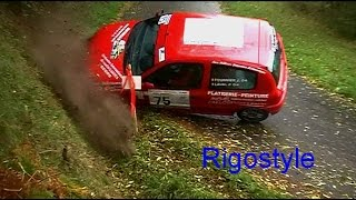 Rallye Best Of Renault sport crash, on the limit By Rigostyle