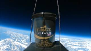Purbeck Ice Cream in Space!