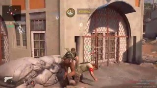 Uncharted™ 4 Multiplayer Gameplay