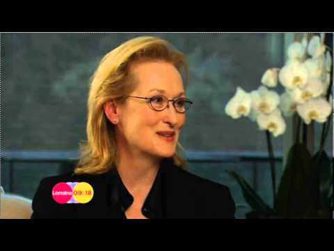 Meryl Streep Interview - August: Osage County & Into The Woods