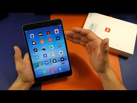 Лучший планшет на Android за 220$ - Xiaomi Mi Pad 3! РАСПАКОВКА