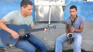 Hallelujah (cover)- Sax e violão.
