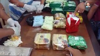 Tin nóng 24h - Thu giữ 1kg Ketamine và 1 000 viên ma túy tổng hợp tại An Giang