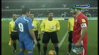 Футбол - Чемпионат 2018 Мира  Узбекистан / Бахрейн