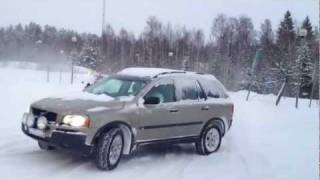 Volvo XC90 - 4*4 without DSTC