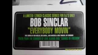 Watch Bob Sinclar Everybody Movin video