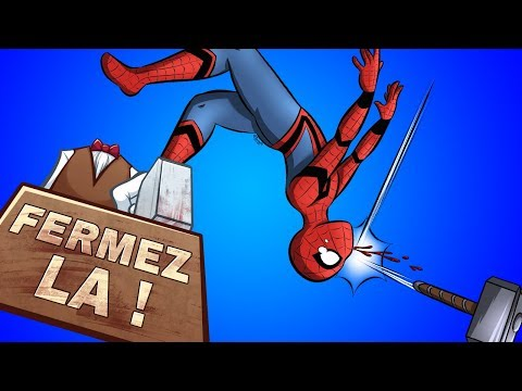 10 ratages de Spider-Man Homecoming - FERMEZ LA thumbnail