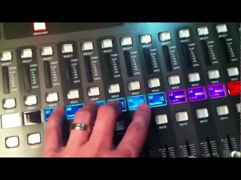Behringer X32 - Bus Setup Explanation - NRCC