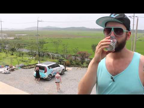 The Eatyourkimchi Road Trip: Oojeon Beach bloopers