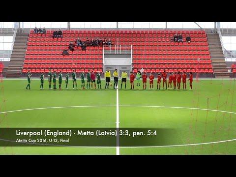 Liverpool (England) - Metta (Latvia) 2003