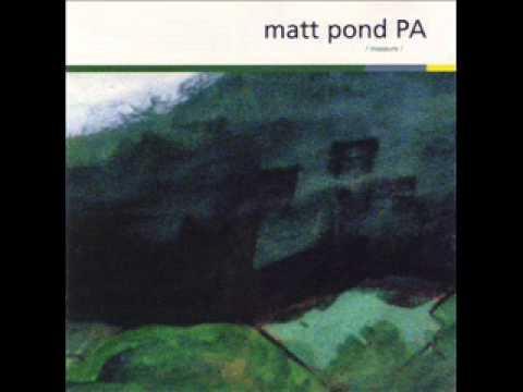Matt Pond PA - The Hollows