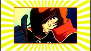 Cinescape: Space Pirate Captain Harlock: El Anime De La Semana - 08/06/2013
