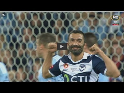 Melbourne Victory crowned Champions of Australia