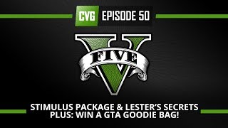 GTA V o'clock: Stimulus Pack Launched, Lester's Dark Secrets and WIN a GTA 5 Goodie Bag!