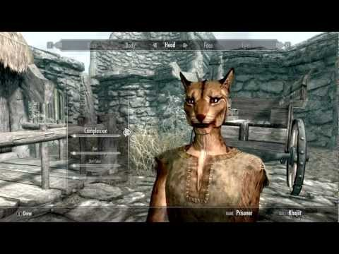 Skyrim #1 - You Into Beastiality? video