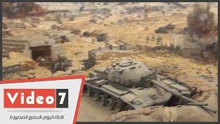 بالفيديو..شاهد بانوراما حرب أكتوبر من الداخل بمناسبة احتفالات النصر