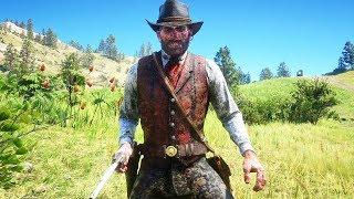Red Dead Redemption 2 - Arthur Morgan's Brutal Rampage & Epic Ragdolls #2
