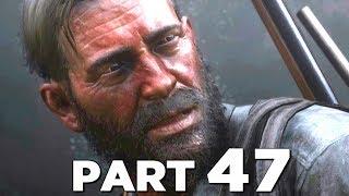 RED DEAD REDEMPTION 2 Walkthrough Gameplay Part 47 - CAPTIVE (RDR2)