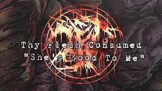 THY FLESH CONSUMED - SHE'S GOOD TO ME [SINGLE] (2019) SW EXCLUSIVE