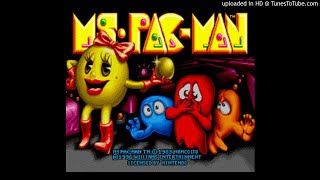 Ms Pac-Man They Meet Hip Hop Beat (Lil Rico)