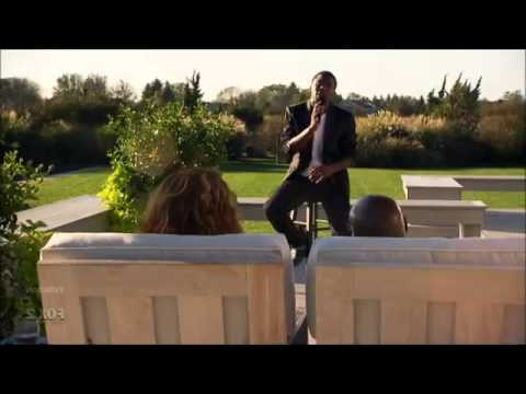 Marcus Canty - All My Life - X Factor USA 2011 (LA Reid's House)