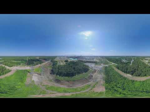 RT побывал на газоперерабатывающем заводе СИБУРа и строительстве комплекса «ЗапСибНефтехим»