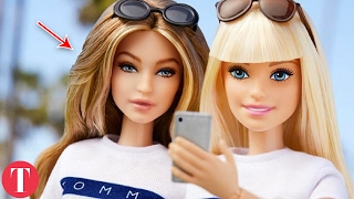 10 Barbie Dolls That Look EXACTLY Like Celebs