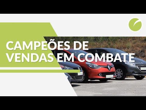 Automóveis: campeões de vendas em combate