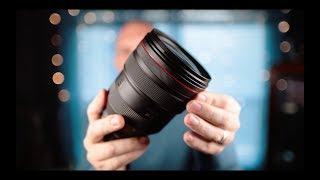 The Canon 28-70 f/2 R Lens. Is it REALLY that good? Plus, ONE WEAKNESS!