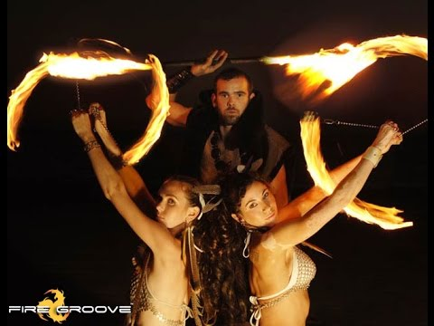 Fire Dancing - Fire Groove Entertainment