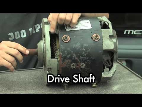 DIY Electric Car: 04A DC Motor Basics, Part 1