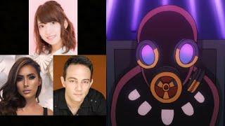Anime Voice Comparison- Ishiguro (Mob Psycho 100)