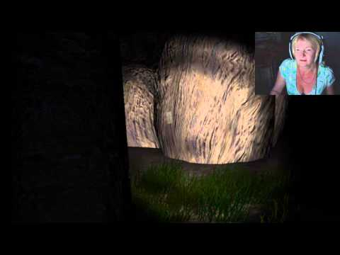 Scary Games - My Mum plays Slender