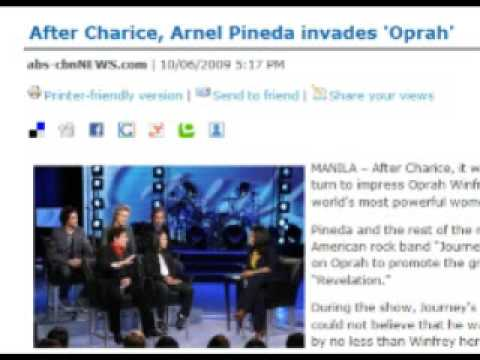 AFTER CHARICE PEMPENGCO, ARNEL PINEDA INVADES
