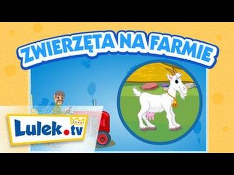Na Farmie Dziadka I Rymowanki Dla Dzieci I Lulek.tv