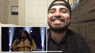 "Download Lagu Reaction to Kyla Jade Live Playoffs: ""How Great Thou Art"" Gratis STAFABAND"