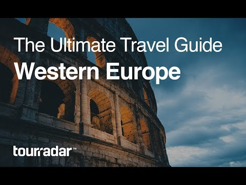 Western Europe: The Ultimate Travel Guide by TourRadar 3/5