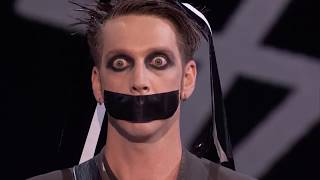 Tape Face Auditions  Performances   America