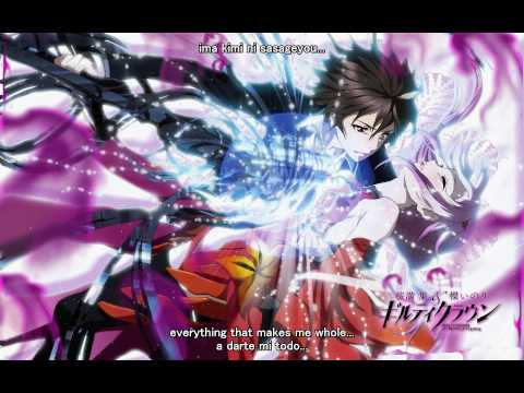 Guilty Crown - My Dearest - Supercell (sub english, spanish, roomaji)