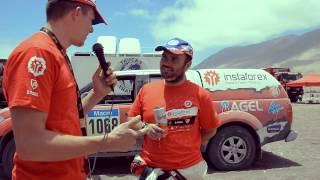 Loprais Team - dakar 2015 - Stage 8