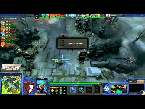 Zenith vs Tongfu - Game 3 (AMD Premier League - Grand Finals)