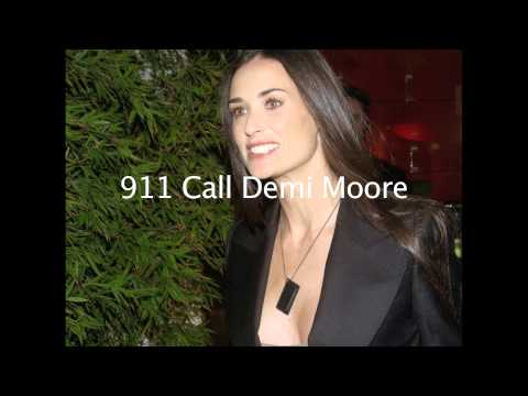 DEMI MOORE 911 CALL RECORDING Music Videos