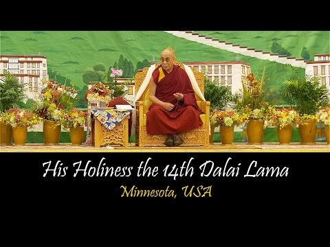 Dalai Lama's wonderful speech to the Tibetans