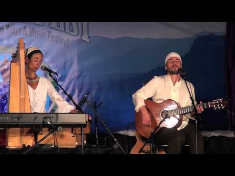 Mirabai Ceiba Live at Sat Nam Fest: Song Of Life Sat Gur Prasad...