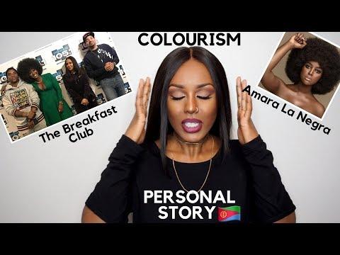 Eritrean Colourism + Amara La Negra on The Breakfast Club thumbnail